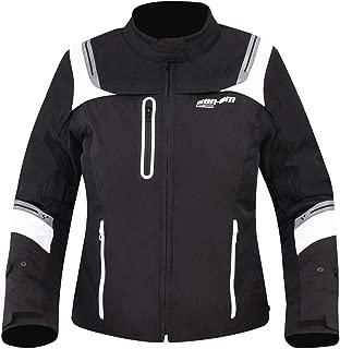 Can Am Roadster Ladies Caliber Jacket Black Medium