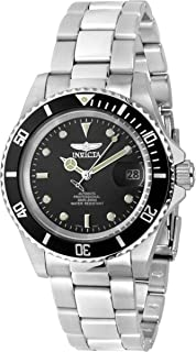 Invicta Watch for Men, Analog, Silver, 8926OB