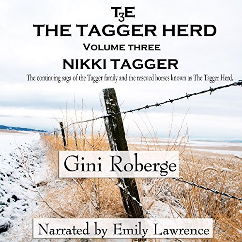 The Tagger Herd: Nikki Tagger audiobook cover art