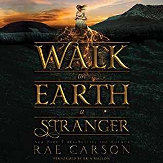 Walk on Earth a Stranger cover art