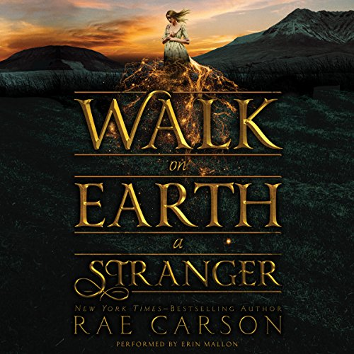 Walk on Earth a Stranger audiobook cover art