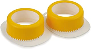 Joseph Joseph 20113 Poach-Pro Set of 2 Egg Poachers (Set of 2) Yellow-White