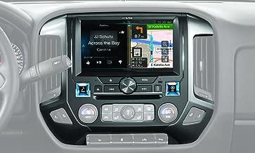 Alpine Electronics X110-SLV in-Dash Restyle System for Chevrolet Silverado 2014-Up, 10