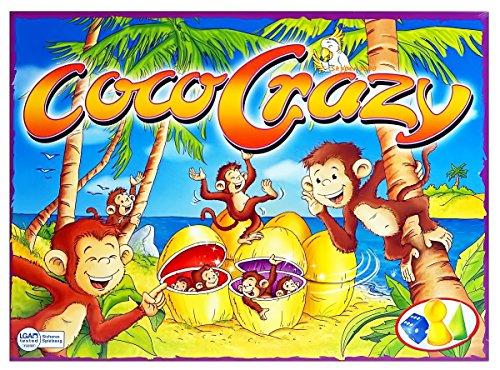 Coco Crazy - Kinderspiel für die ganze Familie