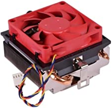 AMD Wraith Socket FM2 FM1 AM3 AM2 1207 940 939 754 4-Pin Connector CPU Cooler with Aluminum Heatsink & 2.75-Inch Fan with Pre-Applied Thermal Paste