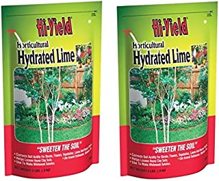 Voluntary Purchasing Group Hi-Yield 33362 Hydrated Lime, 2 lb. (2 Pack)