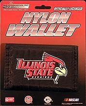 محفظة ريكو إلينوي ستيت ريد بيردس من النايلون ثلاثية الطي (محفظة ثلاثية الطي)