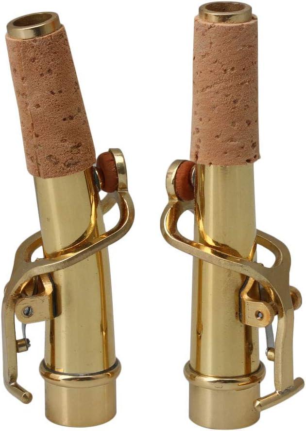BQLZR 10x3cm Golden Metal Large discharge sale and Saxophone Limited price sale Saxop Wooden Accessories
