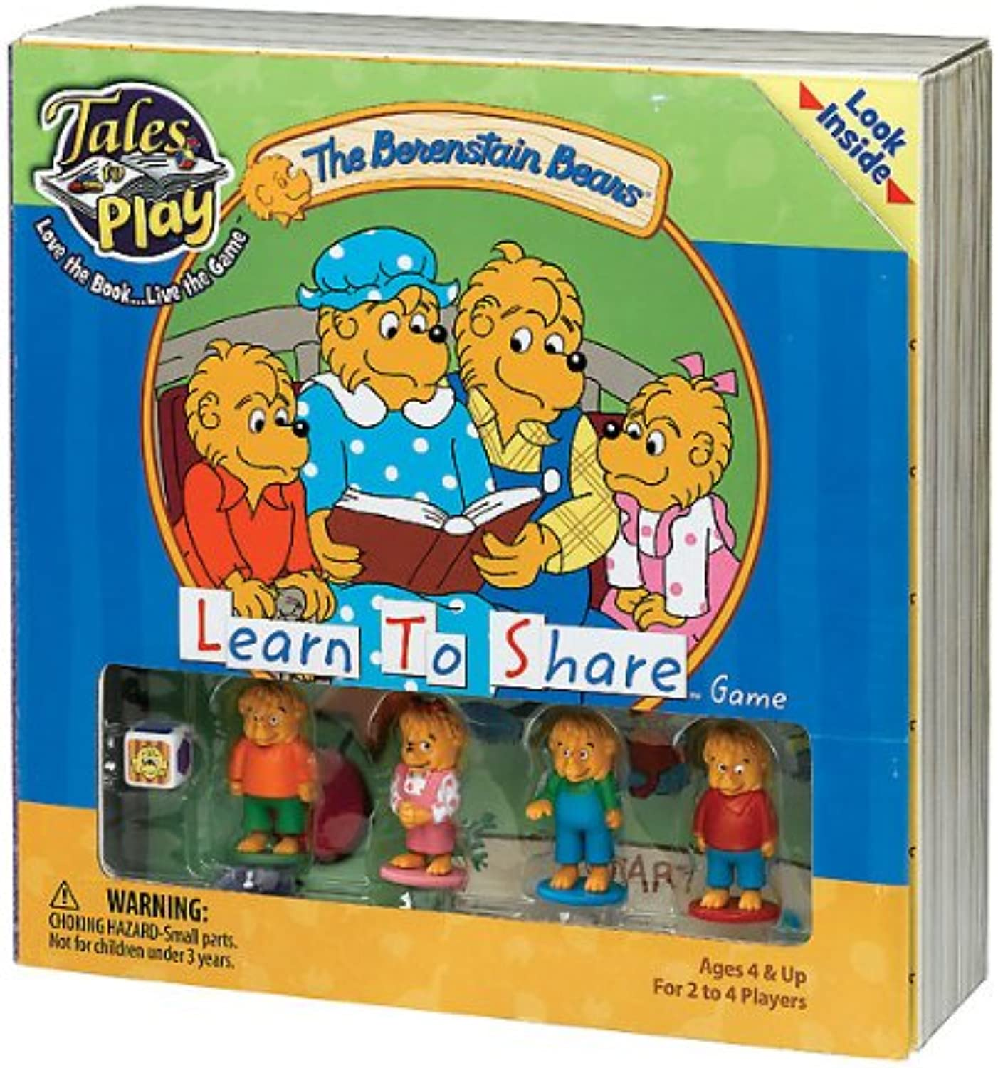 Patch Products Tales To Play - The Berenstain Bears Game