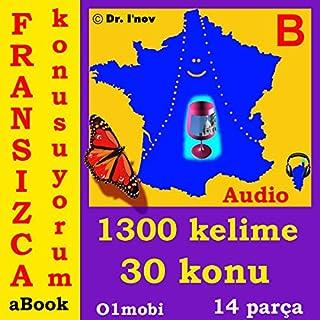 Couverture de Fransizca konusuyorum (Mozart) Temel Cilt: French for Turkish Speakers