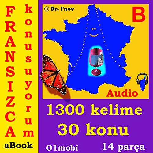 Fransizca konusuyorum (Mozart) Temel Cilt: French for Turkish Speakers audiobook cover art