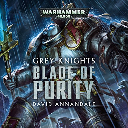 Grey Knights: Blade of Purity audiobook cover art
