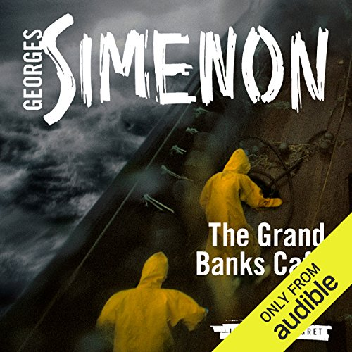 The Grand Banks Café audiobook cover art