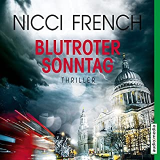 Blutroter Sonntag     Frieda Klein 7              By:                                                                                                                                 Nicci French                               Narrated by:                                                                                                                                 Nicole Engeln                      Length: 7 hrs and 31 mins     Not rated yet     Overall 0.0