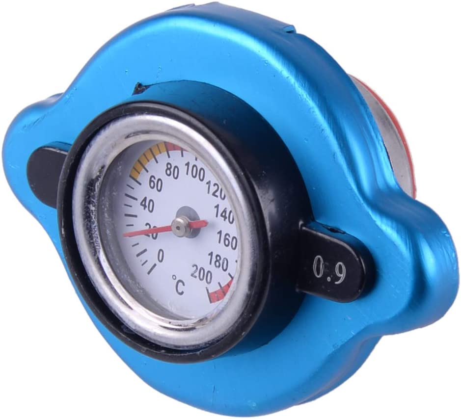 CITALL Car Blue 0.9 Bar Thermostatic with Wat 25% OFF Cap Cover Radiator Tucson Mall