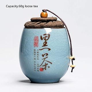 LINWX 1 stück Keramik Teekanne Behälter Für Puer Lagerung