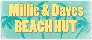 Best beach hut name plaques Reviews
