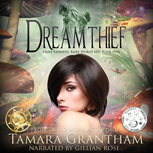 Dreamthief cover art