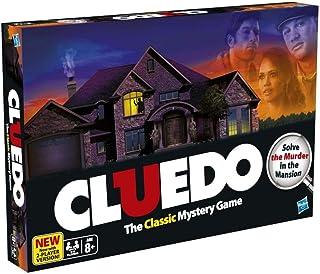 Hasbro Cluedo Board Game (Model-38712)