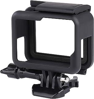 QIMEI-SHOP Behuizing frame compatibel met GoPro Hero 7/6/5/(2018) Black actiecamera's Accessoires Beschermende behuizing C...