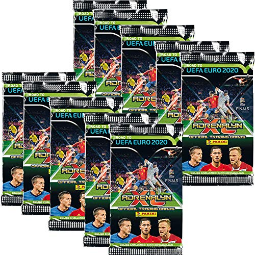 Unbekannt Panini Road to UEFA Euro 2020 Adrenalyn XL - 10 Booster