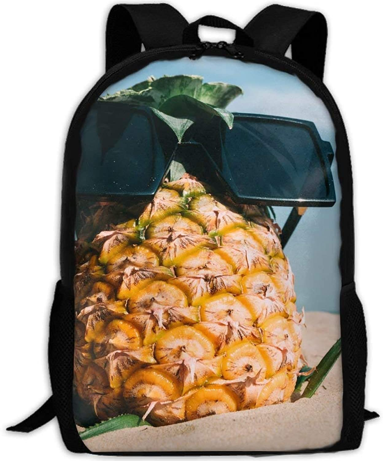 Student Backpack, School Backpack for Laptop,Most Durable Lightweight Cute Cute Cute Travel Water Resistant School Backpack - Suntan Pineapple B07PW4LHY2  Sofortige Lieferung 0d9723