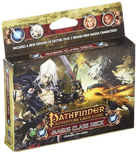 Pathfinder Adventure Card Game: Magus Class Deck