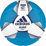 adidas Ballon Stabil EHF Cup Bleu Handball