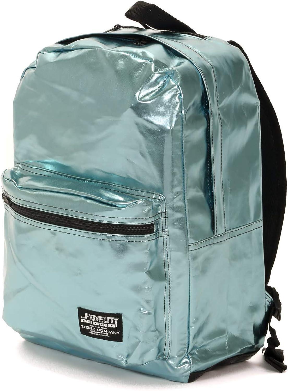 FYDELITY Backpack  METALLIC bluee