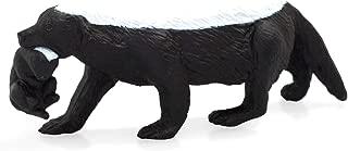 MOJO Honey Badger Female with cub Toy Figure