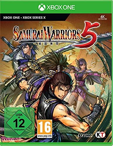 Samurai Warriors 5 (XBox XONE)