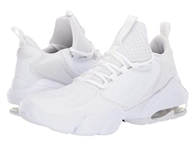 Nike Air Max Alpha Savage (White/Black) Men