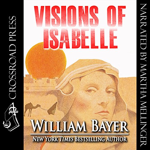 Visions of Isabelle audiobook cover art