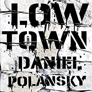 Low Town audiobook cover art