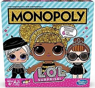 Monopoly L.O.L. Surprise Bordspel