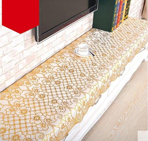 PVC TV kast tafelkleed rechthoekig tafelkleed