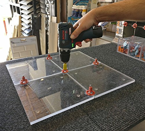 ATR Resolution 20S100 Tile Leveling Alignment System, 100 Spindle's