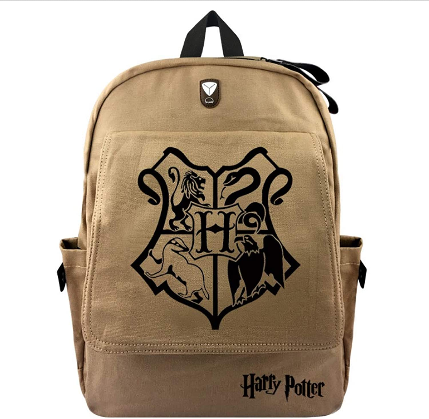 Backpack School Bag Harri Potter Series Bookbag with Computer Interlayer Backbag Laptop Shoulders Bag Travel Bag Gift3930  12cm