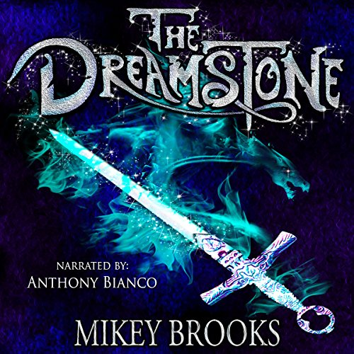 The Dreamstone audiobook cover art