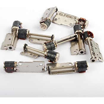 2PCS DC Mini motor Micro stepper motor 7MM stepper motor with division bar