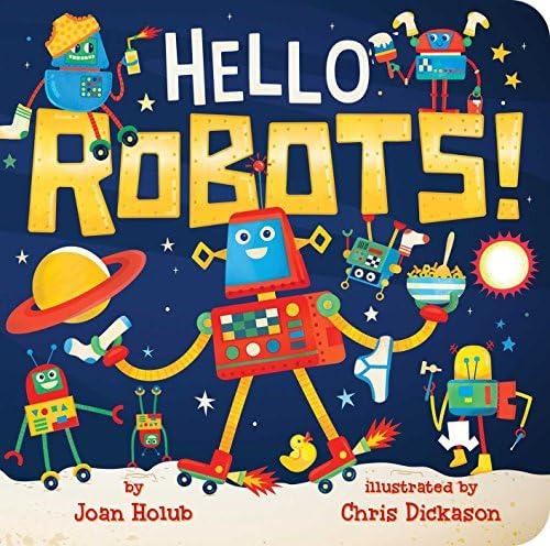Hello Robots A Hello Book product image