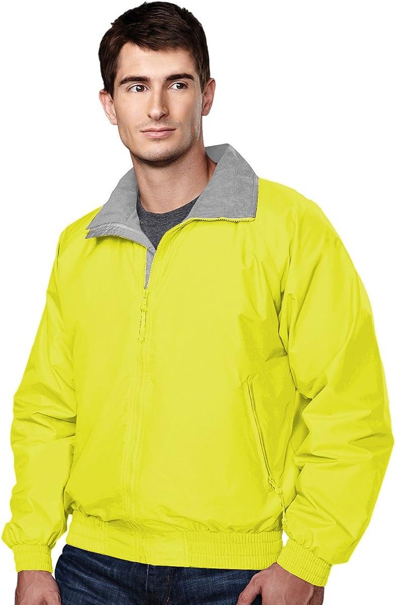 Tri-Mountain 8000 Volunteer Fleece Lining - Lime Green/Gray - XLT