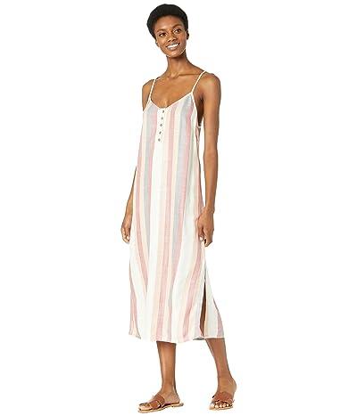 Rip Curl Drifter Stripe Midi Dress