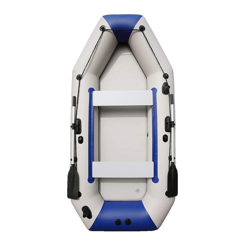 スポット怠彼のアルミニウムオールおよび空気ポンプとの漂流のサーフィンのための膨脹可能なディンギー釣漕艇 耐荷重3人