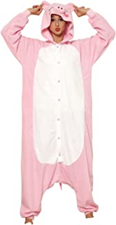 Unisex Adult Chicken Cosplay Costumes Sleepwear Pajamas A16
