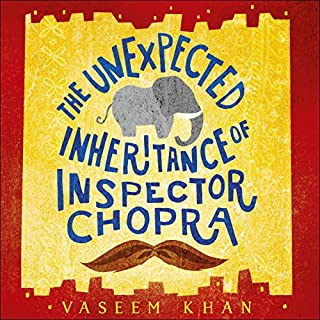 The Unexpected Inheritance of Inspector Chopra cover art