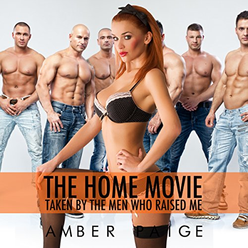 The Home Movie audiobook cover art
