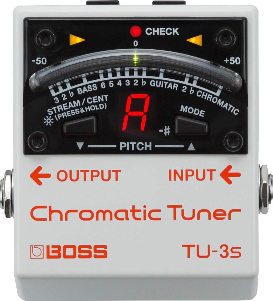リンク:TU-3S Chromatic Tuner