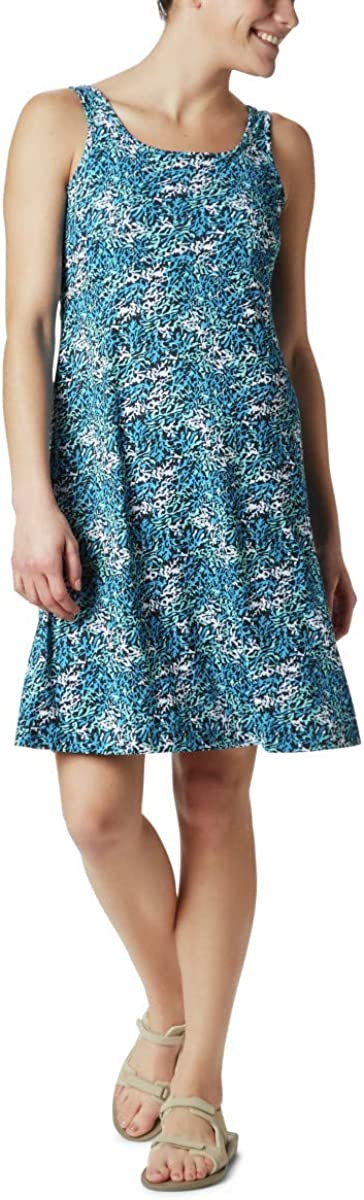 Columbia Attention brand Women's PFG III 1 year warranty Freezer Dress