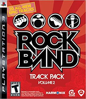 Rock Band Track Pack: Vol. 2 - Playstation 3